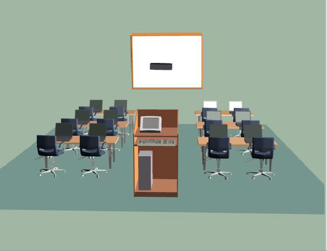 Modern Classroom Certified Trainer ~ The layout and design of a modern classroom ardles