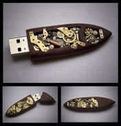 steampunk-usb