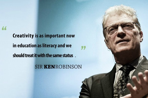 Creativity in Schools – A Decade on from Sir Ken Robinson's TED Talk