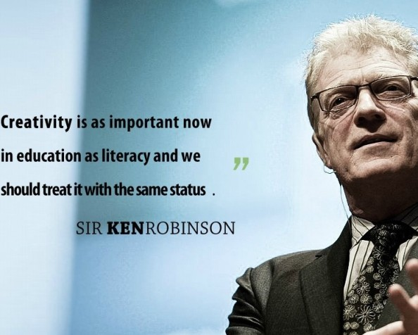 Creativity in Schools – A Decade on from Sir Ken Robinson's TEDTalk