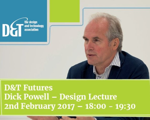 Dick Powell – Futures Design Lecture